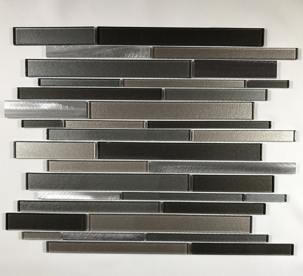 Brio Charcoal - Backsplash