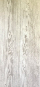 White Oak Luxury Vinyl Planks (pad attached)