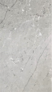 "Lusia Silver Polished Porcelain 12""x24"" Tile"