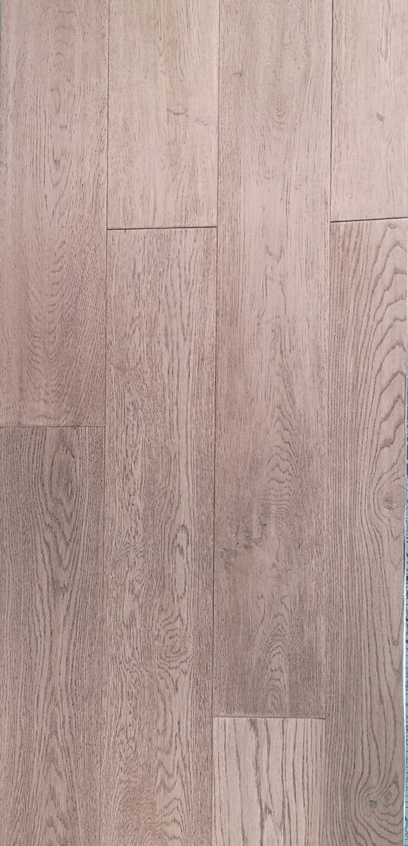 Engineered Oak - Crest Grey   $4.69/SF