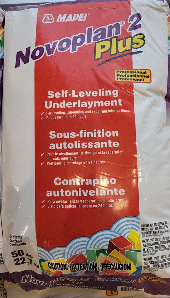 Novoplan2 Plus self leveling cement