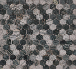 Henley Hexagon - Backsplash
