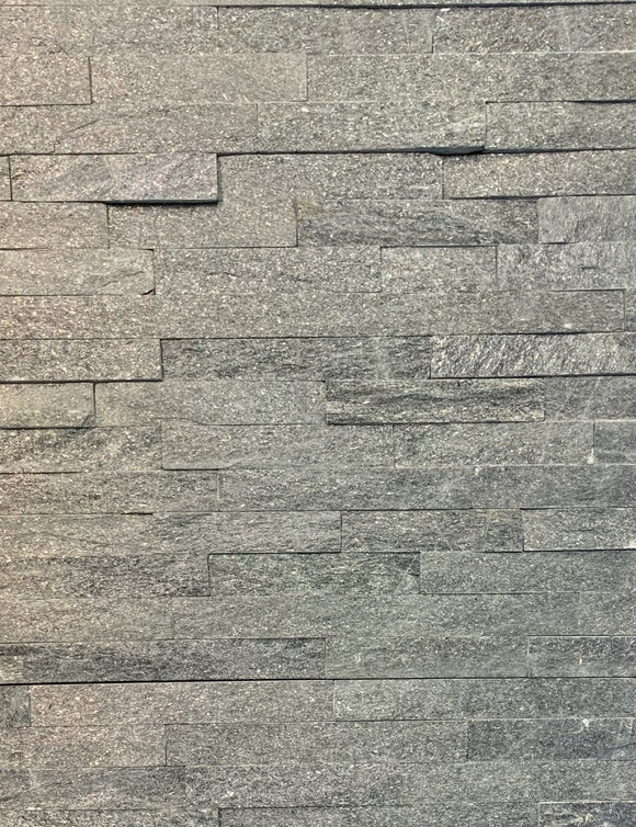 Black Quartzite Ledge Stone - 6