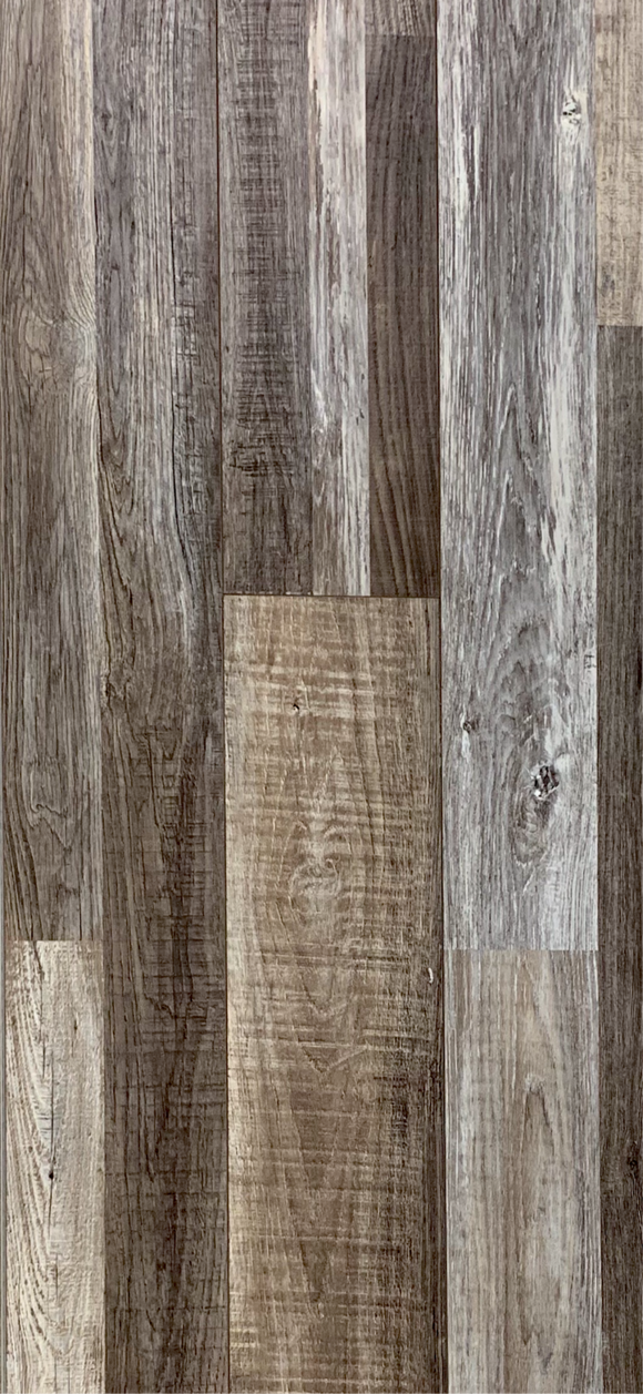 Bayview Luxury Vinyl Planks (pad attached)