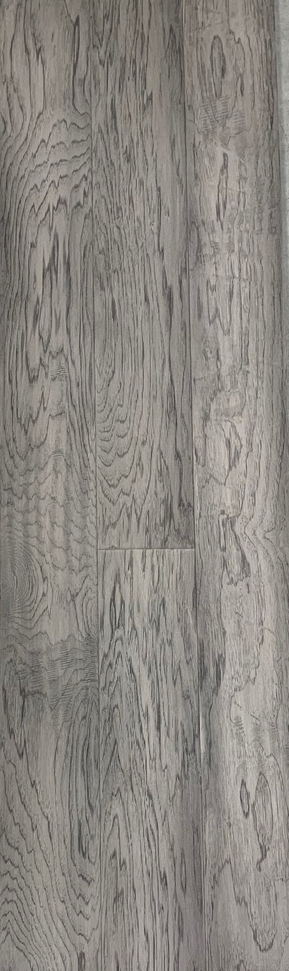 Pewter Engineered Hickory 18mm