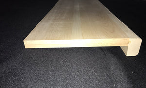 "38""Hard Maple Stair Treads"