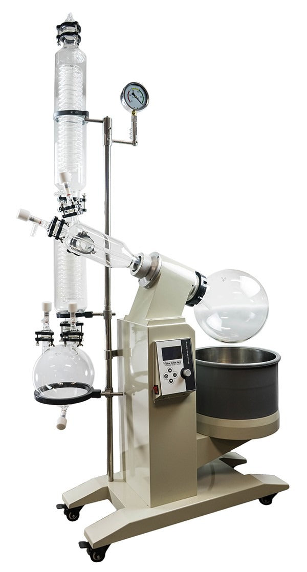 10L Solvent Pro Series Rotary Evaporator