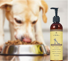 CBD pet care supplements