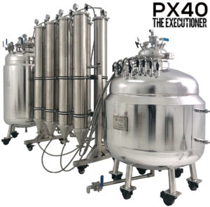 Precision Extracts  PX40 (Hydrocarbon Extraction) (coming soon)
