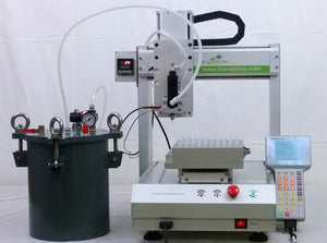 Transpring Automatic Filling Machine