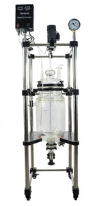 10L Best Value Double Jacketed Glass Reactor