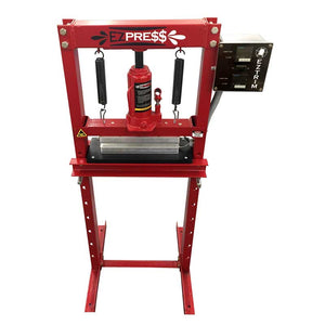 EZ Press Pro: $160/day*