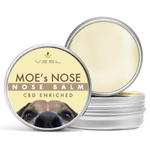 Moes nose nose balm cbd for dogs dry skin dry nose vesl