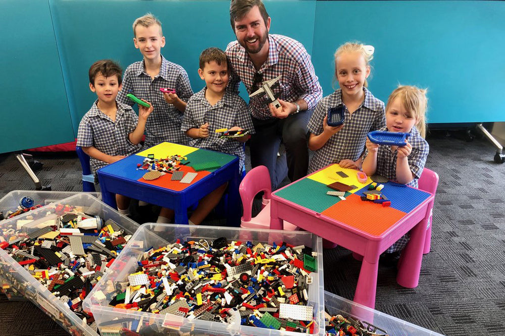 LEGO bricks worth their weight in educational gold