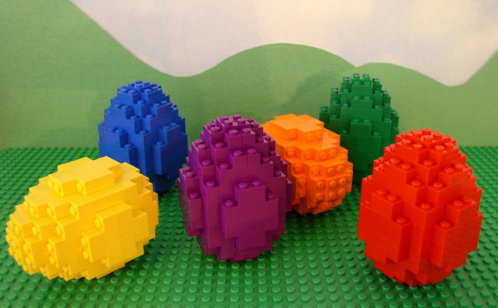 6 eggciting LEGO® ideas for Easter