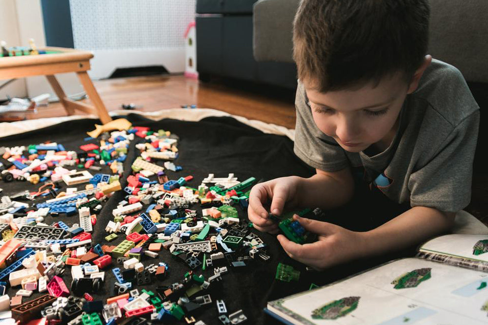 30 ways to bust school holiday boredom with LEGO parts
