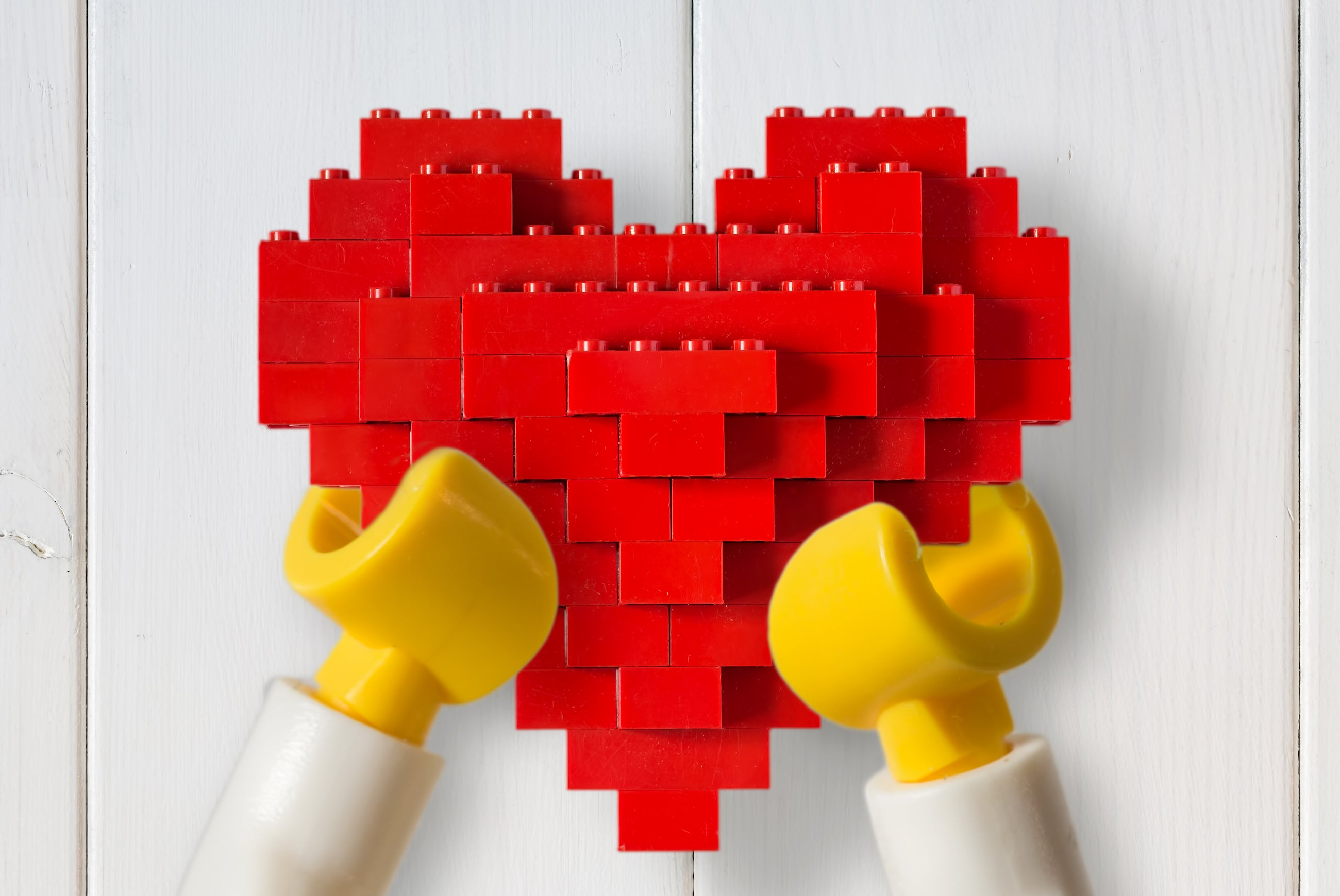 LEGO with love: builds to try this Valentine's Day