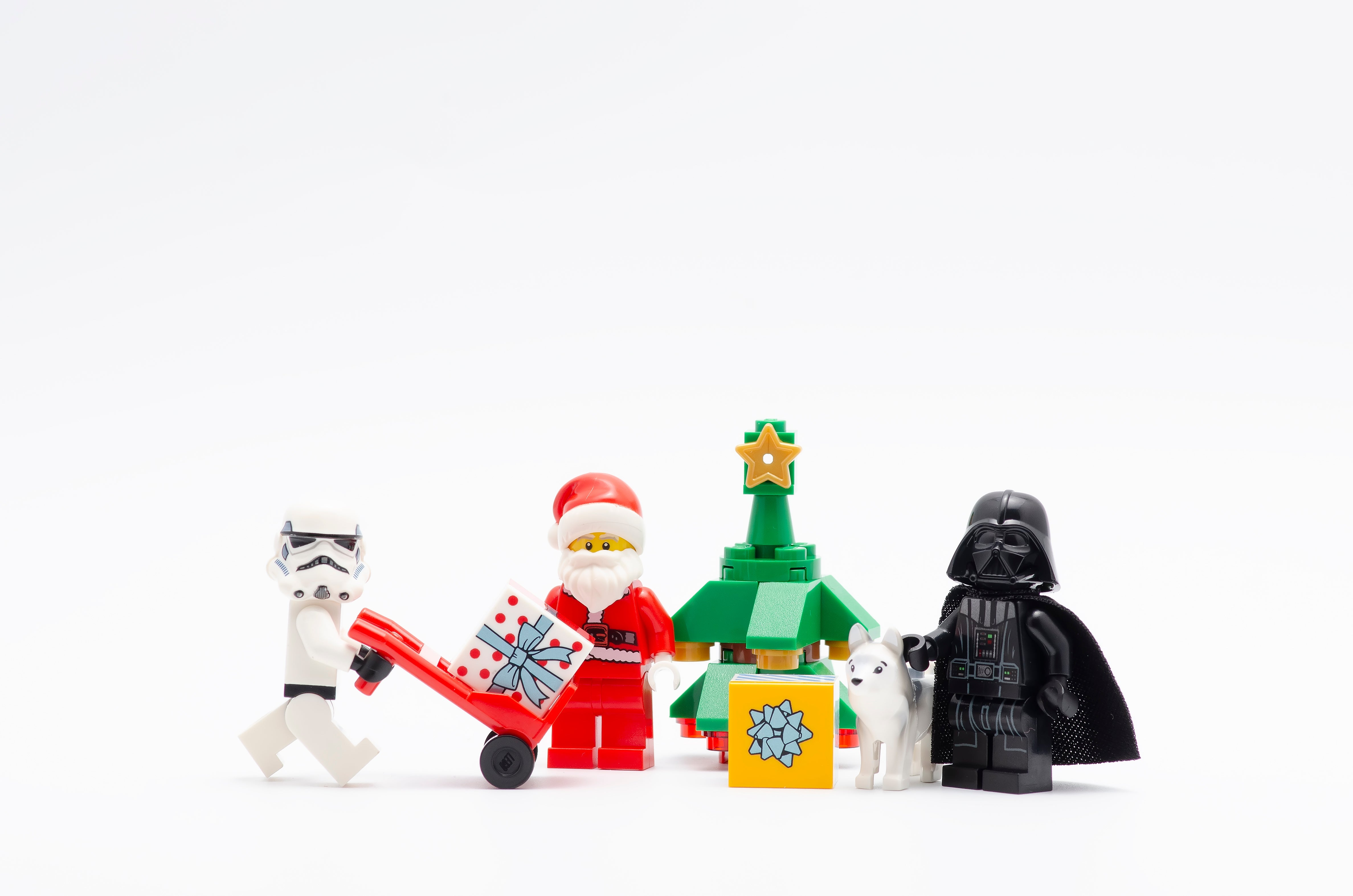 Top five reasons to give pre-loved LEGO parts this Christmas