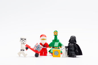 Top five reasons to give pre-loved LEGO this Christmas