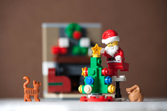 Festive ideas with LEGO parts