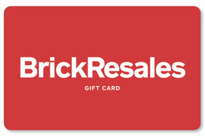 BrickResales $100.00, $50.00 or $25.00 Gift Voucher - The Perfect Gift