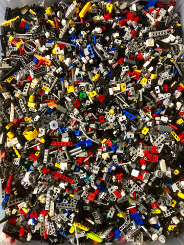 LEGO TECHNIC MIXED BAG APPROX. 500g - BrickResales