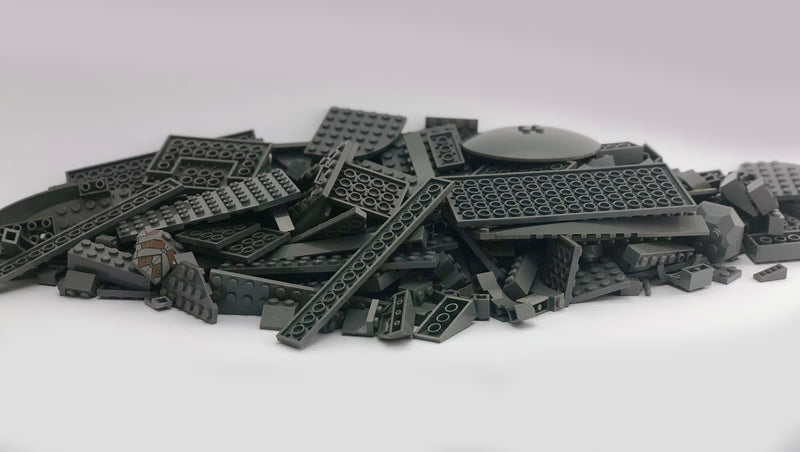 Genuine LEGO Parts Brand New From Various Sets GREY Variations