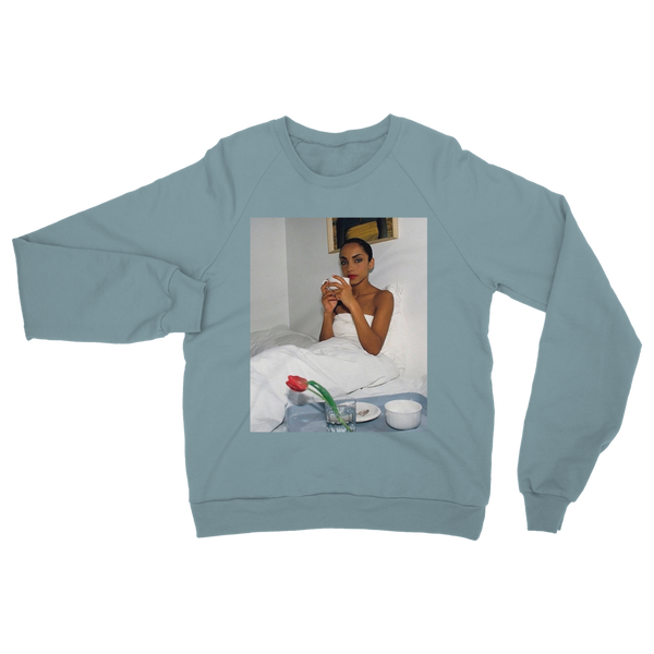 The Sade Relaxation Crewneck (15 color waves)
