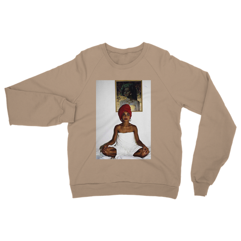 Sade Meditation Crewneck (14 color waves)