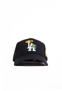 LA DOUBLE ROSE HAT