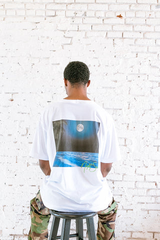 Night Swim Leisure Tee