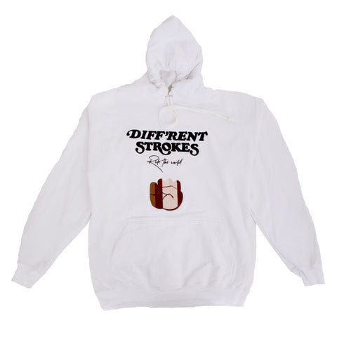 Different Strokes Hoodie