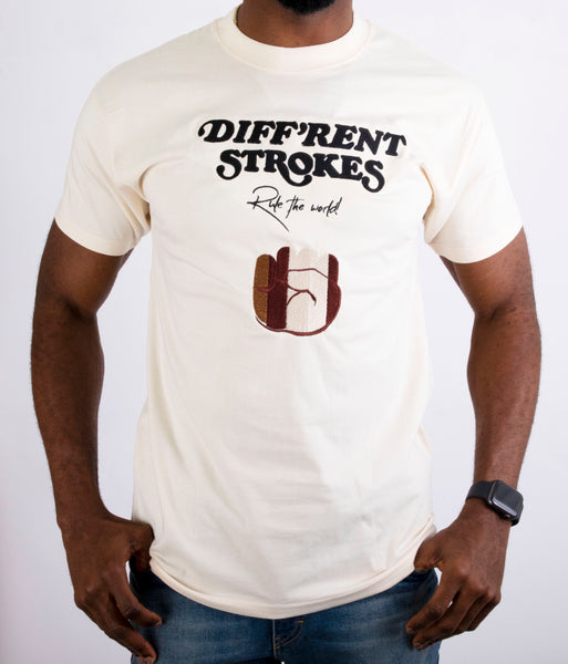 Different Strokes Tee