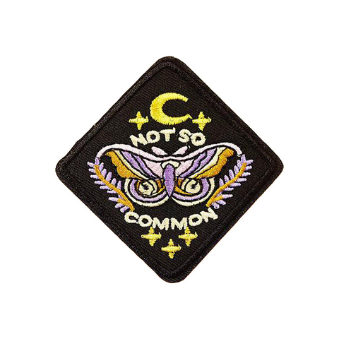 Not So Common Patch - Tumblr Pins and Patches - Peachy Pins