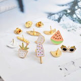 Sunny Cats Pin Set - Tumblr Pins and Patches - Peachy Pins