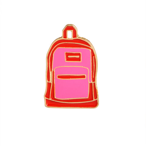Backpack Pin - Tumblr Pins and Patches - Peachy Pins