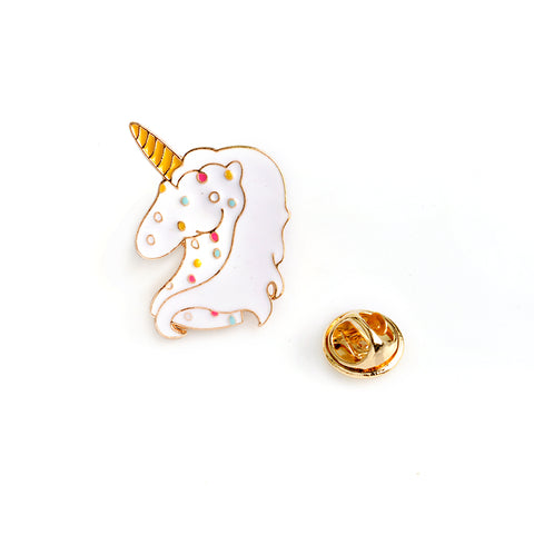 Amazing Unicorn Pin - Tumblr Pins and Patches - Peachy Pins