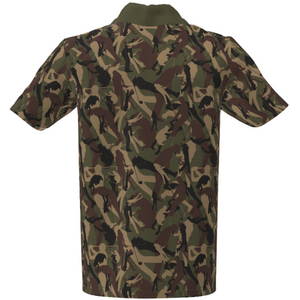 Golfer camouflage Performance Polo ShirtA ARMY Green