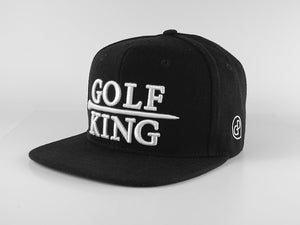 Golf King  Cap Hat