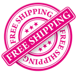 Free shipping to lower 48 states of America for handbags, ladies wallets, purses, and belt bags.