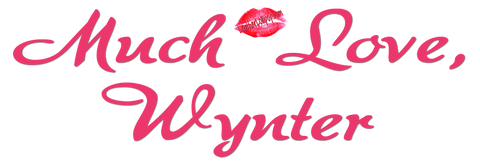 Much Love From Wynter of LeatherLollipop.com
