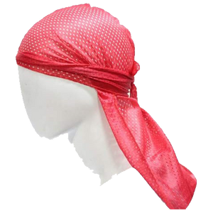 Perforated Doo-Rag / SKU USA-AC8-DL