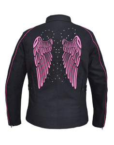 UNIK Ladies Nylon Textile Jacket