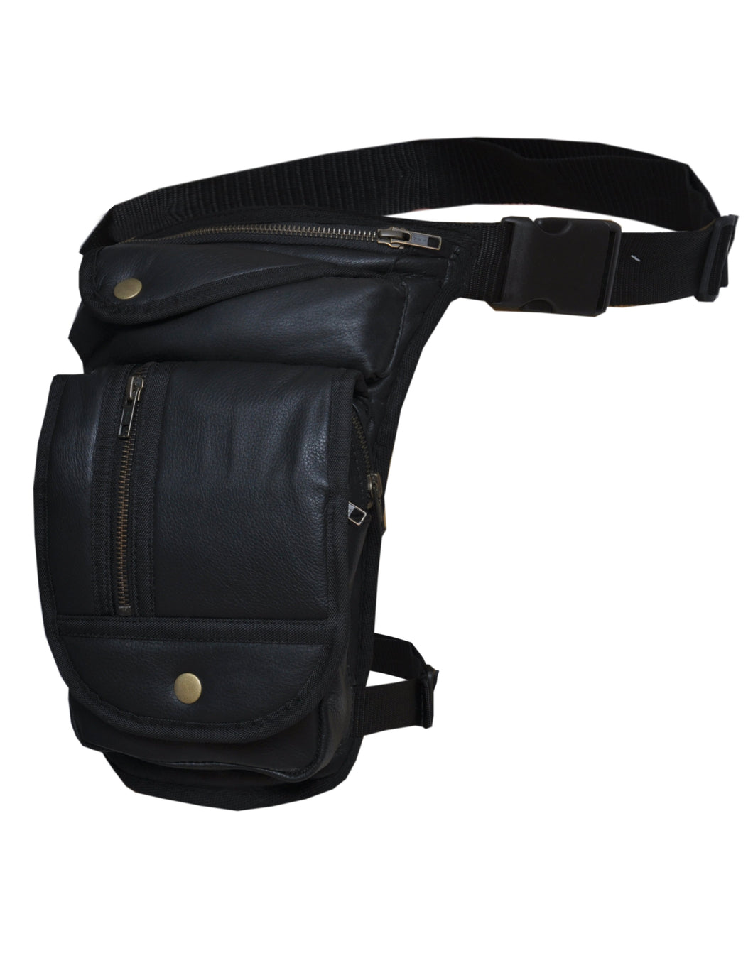 UNIK Ladies Leather Thigh Bags - Leather Lollipop