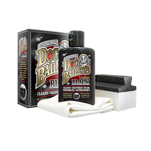 Doc Bailey's Leather Black Cleaner and Conditioner Kit - SKU LL-AL3350-AL - Leather Lollipop