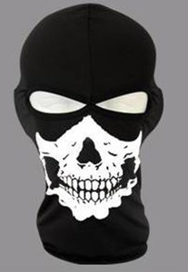 Balaclava Face Mask - Call Of Duty 8 Design - SKU LL-COD8-BALA-HI - Leather Lollipop