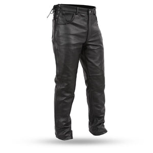 Baron Leather Pants or Overpants for Men - FIM807CFD - Leather Lollipop