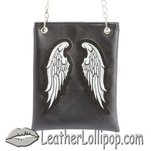 Casual Outfitters Ladies Angel Wings Purse Handbag - SKU LL-LUPURWNG-BF