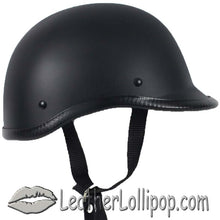 Polo Jockey Novelty Motorcycle Helmet Flat or Gloss - SKU LL-POLO-NOV-HI