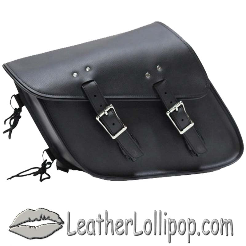 PVC Motorcycle Solo Swing Arm Bag - SKU LL-SD4093-SOLO-DL